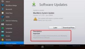 Cara Lengkap Upgrade OS Blackberry